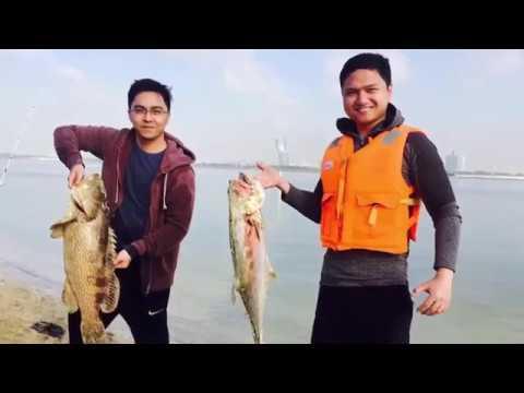 Abu Dhabi Gankers ( fishing Time )