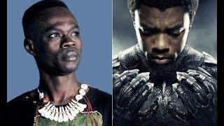"""Baba maal Black Panther"""", le film qui met à l'honneur Baba Maal et le tama"""