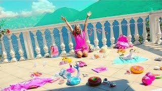 БАРБИ ???  КВЕСТ МЕЧТЫ и ВСЕ ДЛЯ КУКОЛ. Barbie doll and Barbie beach accessories