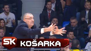 Budućnost Deklasirala Šampiona Evrope Real Madrid u Morači   SPORT KLUB Košarka