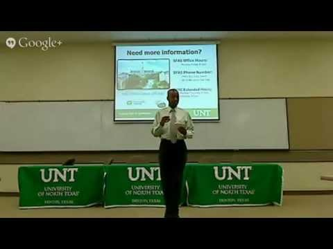 UNT Transfer Open House
