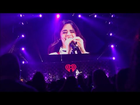 Camila Cabello - Performance (Never Be The Samer & Real Friends) Jingle Ball 2017