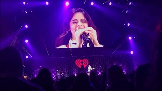 Baixar Camila Cabello - Performance (Never Be The Samer & Real Friends) Jingle Ball 2017