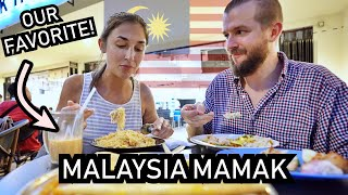 Foreigners LOVE MAMAK Food in MALAYSIA