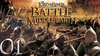 [1] Into The Mines of Moria - Battle For Middle Earth Good Campaign (HD Edition)