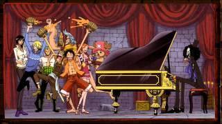 One Piece OST - Bink's Sake (Brook Vers.)
