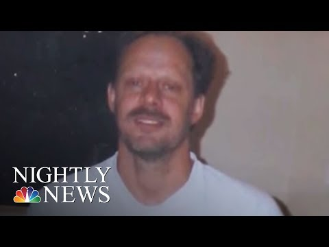Las Vegas Shooter Identified As Stephen Paddock | NBC Nightly News