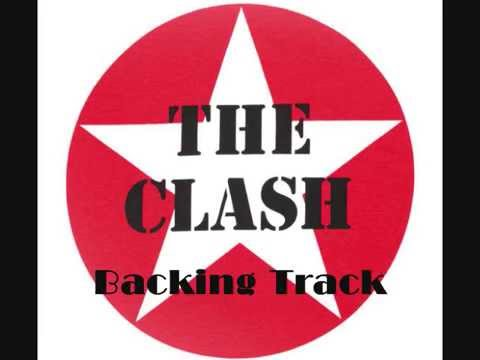 "The CLASH ""Protex Blue"" Backing Track (Dr Bass Cover)"