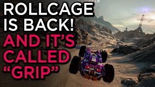 Rollcage is Back! and it