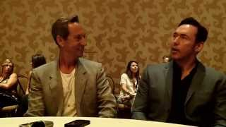 Interview With Jonathan Hyde & Kevin Durand of FX's The Strain at Comic-Con 2014 Thumbnail