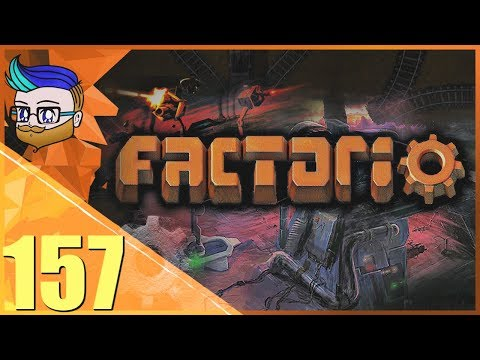 The Priority Is Making More Bots | Factorio 0.16 #157