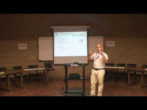 NTLP TechNet Conference 2012: Joomla CMS For Your Library Website