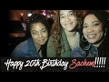 My Daughter's 20th Birthday Part 1 of 2