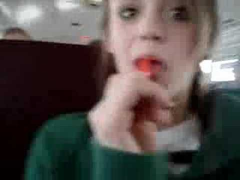 Lick a girls crack