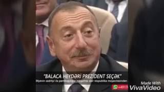 Balaca Heydər Əliyev HAQQINDA KLİP