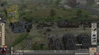 Men of war: assault squad PvP 3х3 (захват)
