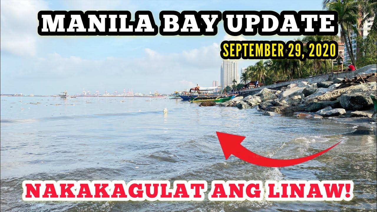 Download SEPT 29: HINDI TO FAKE NEWS! TUBIG SA MANILA BAY LUMINAW NA!