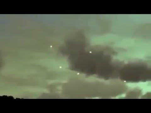 Incredible UFO Footage From Honolulu