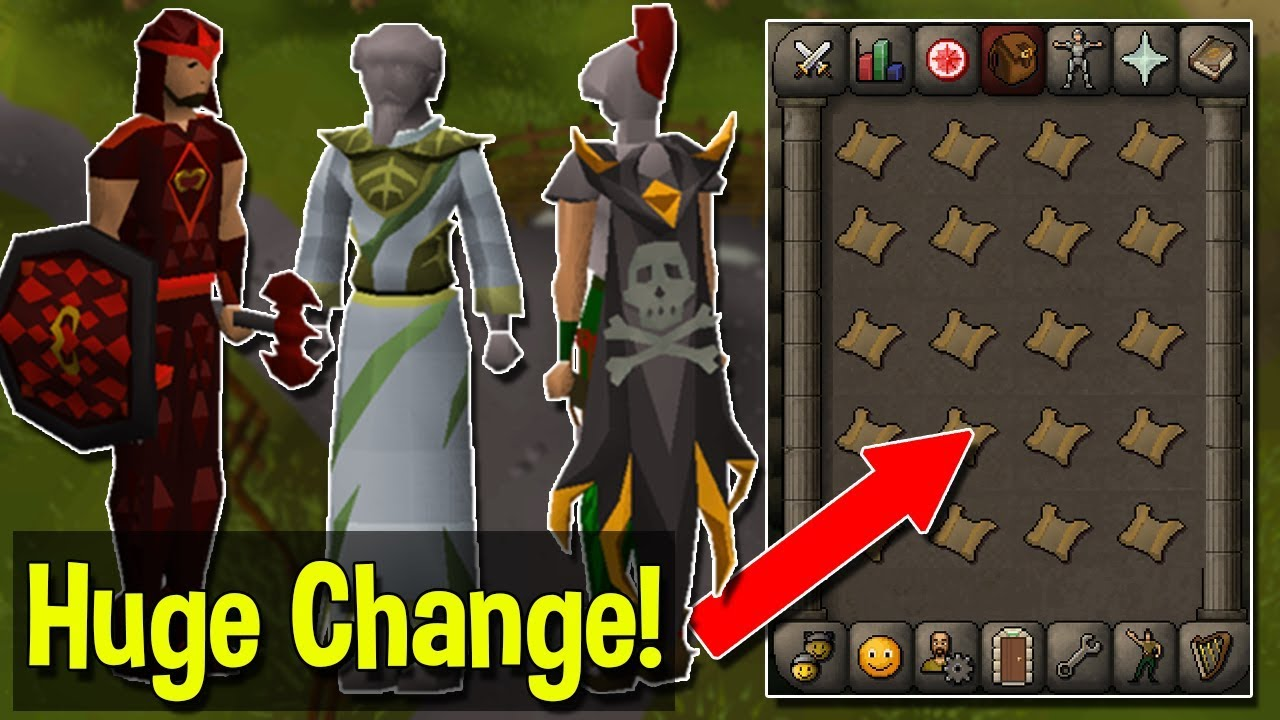 This New Update Could Destroy Clue Scrolls Forever! New Clue Scroll Items!  - Weekly Recap #24 [OSRS]