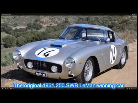 Ferrari 250 Gt Swb Build Part 1 Leman 1961 Youtube