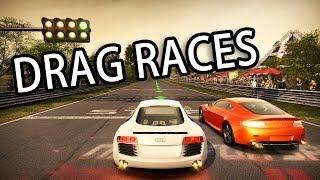 NFS Shift - Drag Races [Multiplayer]