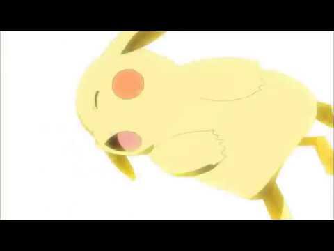 Pikachu's Death 【AMV】Legends Never die