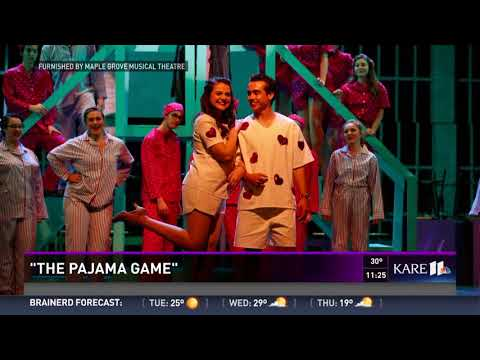 Maple Grove Musical Theatre performs The Pajama Game