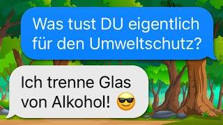 45 WhatsApp CHATS zwischen Geschwistern