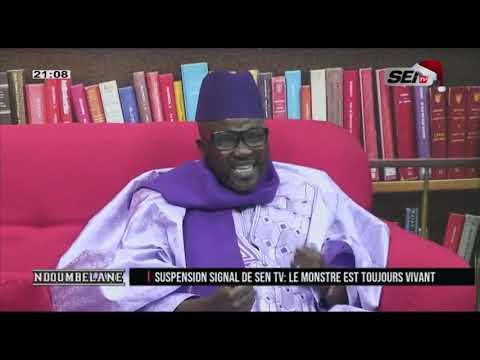 Cheikh Sadibou Diop fait des révélations