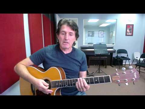 Bmin7, Cmin7 & Dmin7 Chords & Arpeggios - YouTube