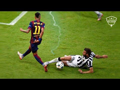 60+ Pemain Dihancurkan Oleh Neymar Jr Di Barcelona