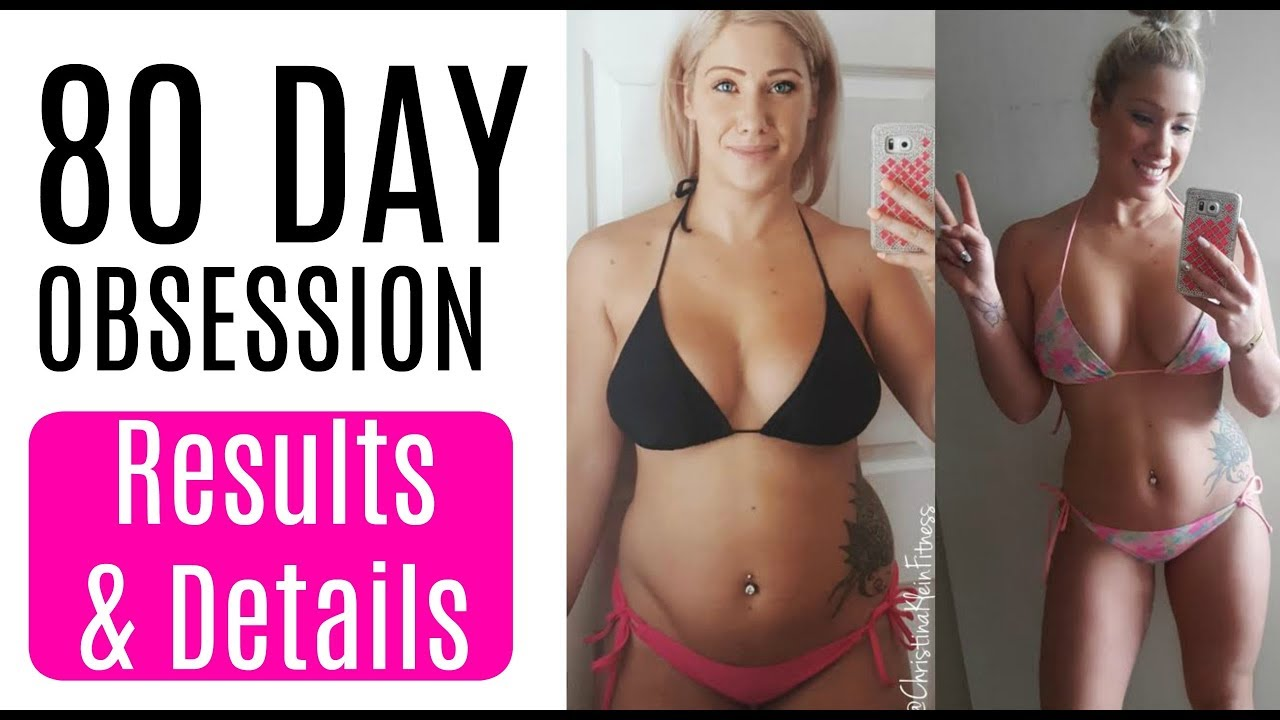 80 Day Obsession 80 day obsession beachbody