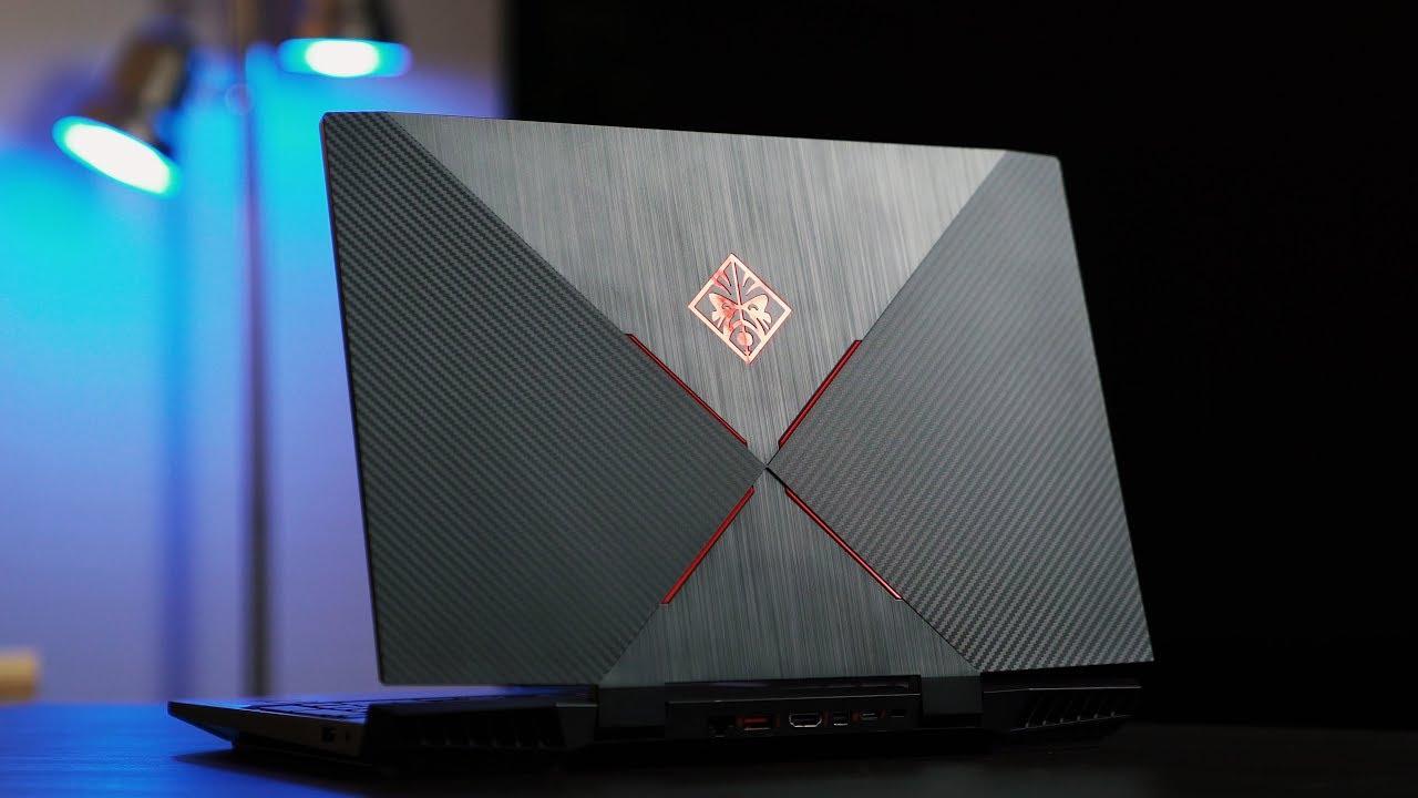HP Omen 15 Review // A Full GTX 1060 + Thunderbolt 3 ????