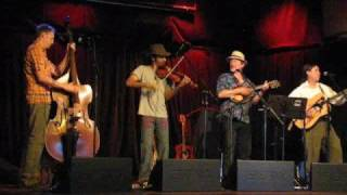 "Old Tin Can String Band ""Bill Monroe Medley"""