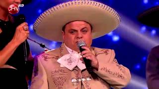 Hugo Macaya emociona con gran interpretación de Malagueña -- TALENTO CHILENO 2014