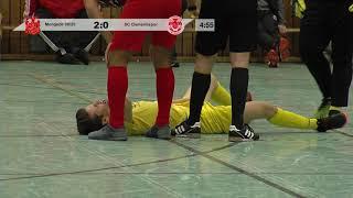 35. HFSM 18/19: Zwischenrunde Tag 2 Halle Huckarde Spiele 16-18