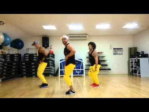 Mark Ronson - Uptown Funk ft Bruno Mars - COREOGRAFIA Ritmos Fit