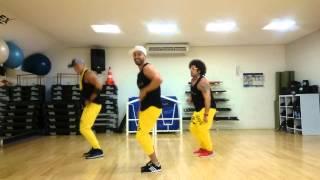 Mark Ronson - Uptown Funk ft. Bruno Mars - (COREOGRAFIA) Ritmos Fit