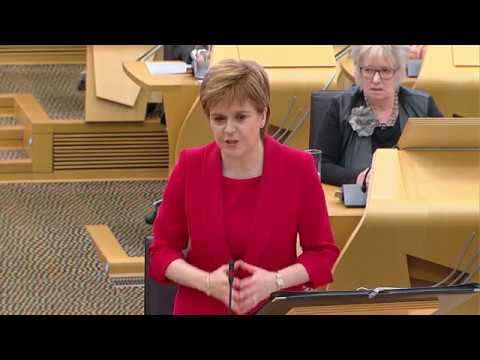 First Minister's Questions - 7 December 2017