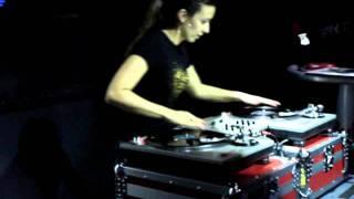 DJ Lisa Bueno no DMC Brasil 2009
