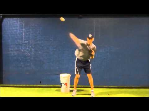 Glove Arm Pitching Drill - Torque & Turns