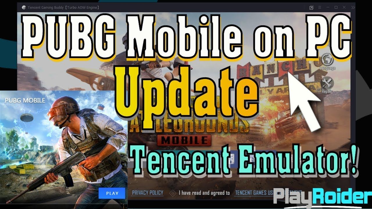 How To Update PUBG Mobile On Tencent Gaming Buddy YouTube