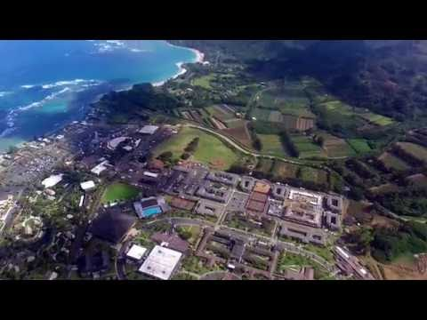 My Beautiful Campus- BYU Hawaii