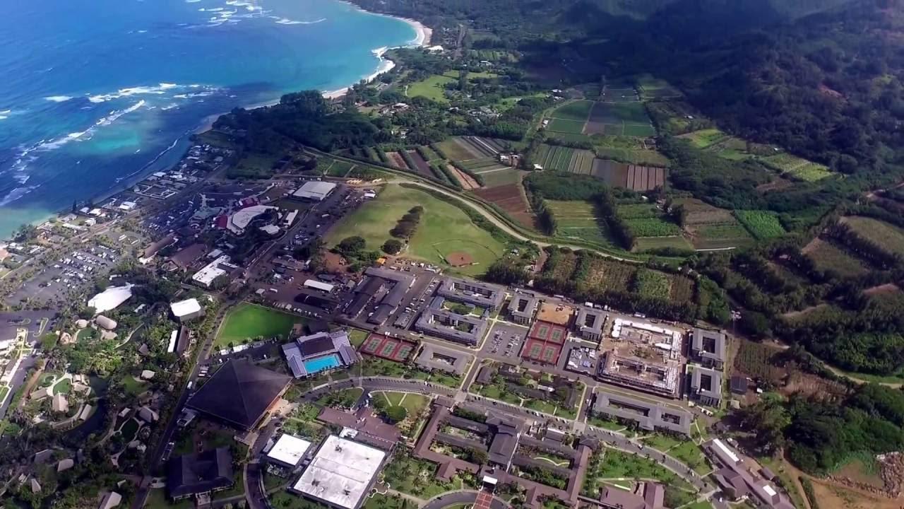 My Beautiful Campus Byu Hawaii Youtube