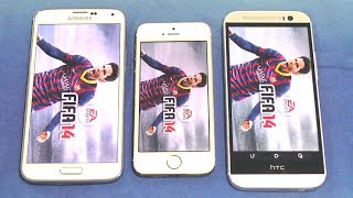 samsung galaxy s5 vs htc one m8 vs iphone 5s opening apps multitasking speed