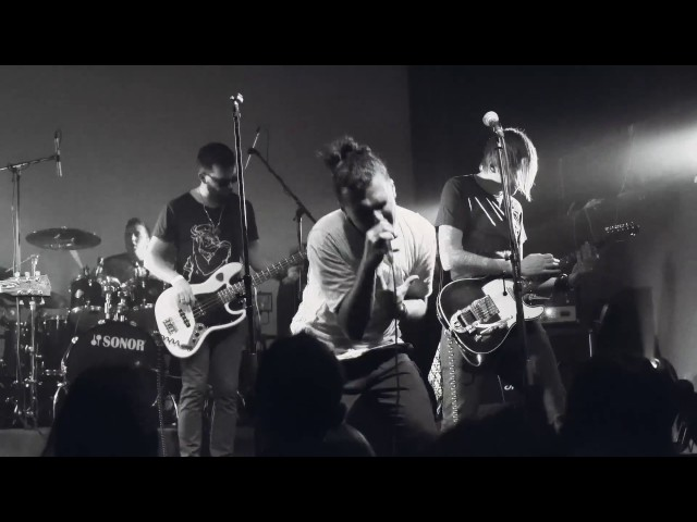Electric Poets - My Anger (live)