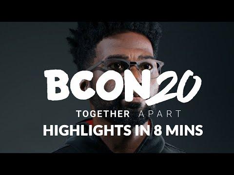 BLENDER CONFERENCE 2020 - HIGHLIGHTS IN 8mins.