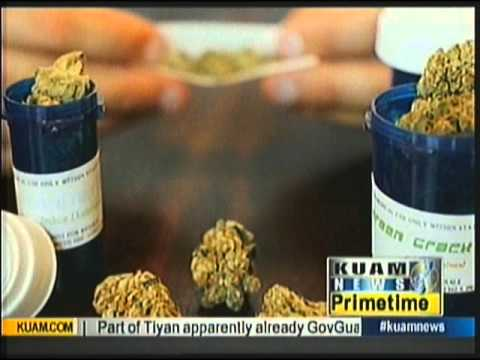 Attorney says Organic Act prohibits legalization of marijuana
