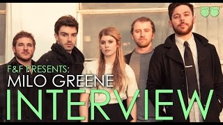 Milo Greene | White Lies | Interview