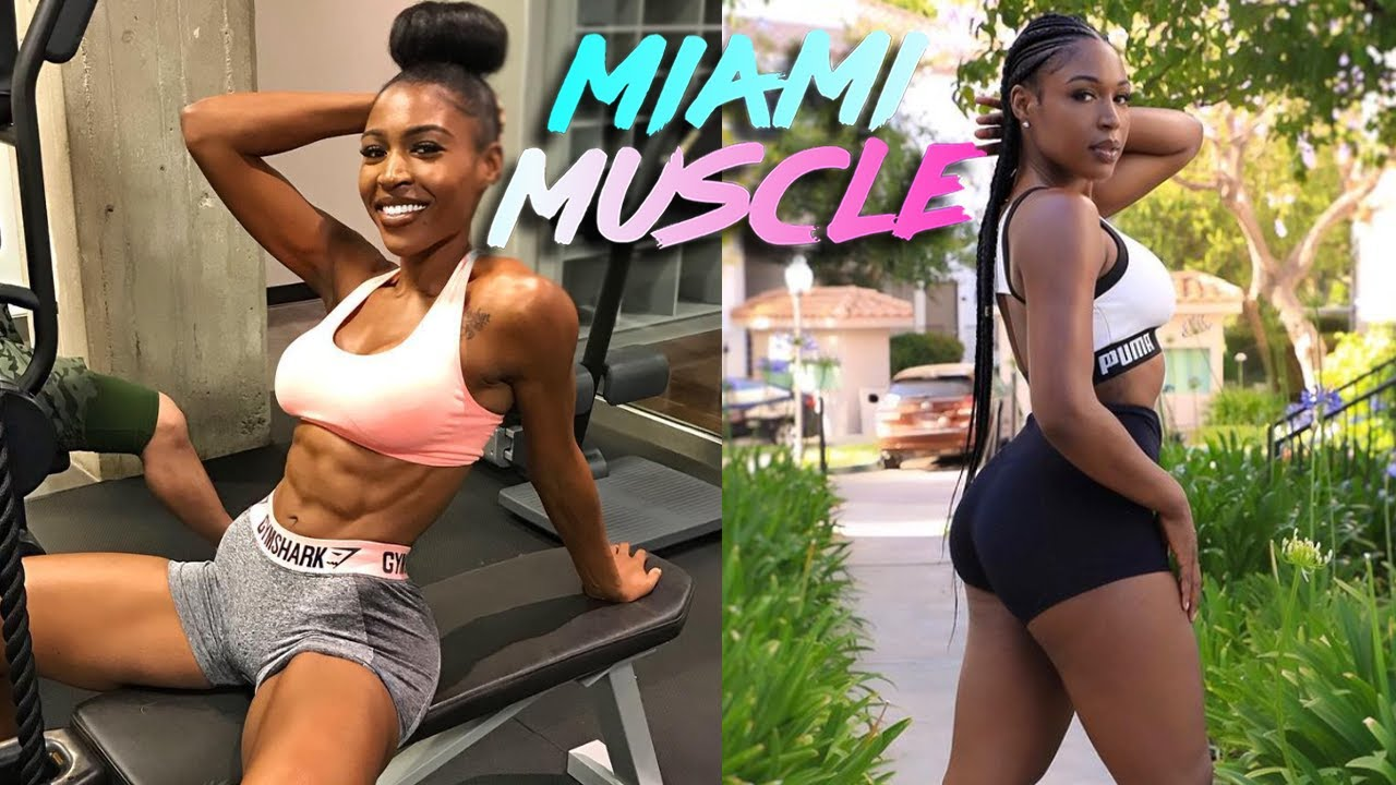 I Hated Being Thin - So I Got Thicc | MIAMI MUSCLE